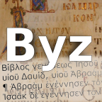 New Byztxt Version 2.0 Interlinear App Discount for 3 Days