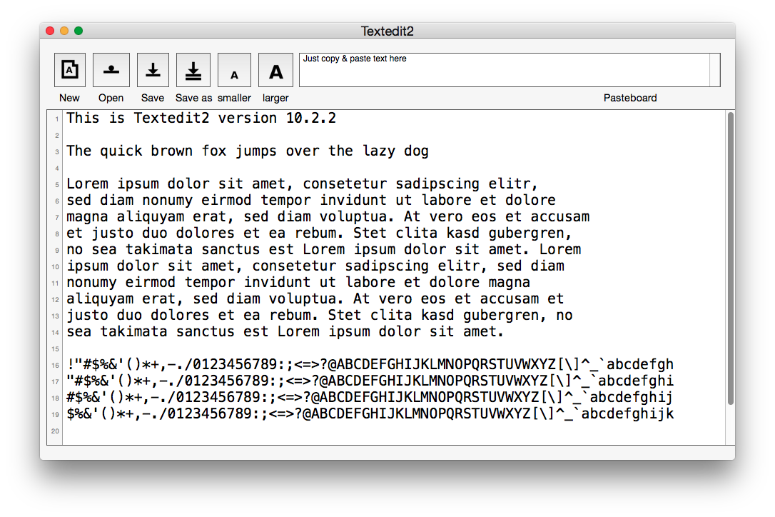 Textedit2-screenshot
