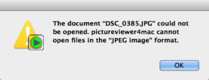 pictureviewer4mac-error-connot-open-jpeg